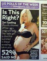 Shame on you, Tori