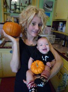 Manu is my pumpkin pie